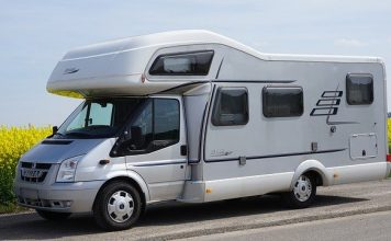 Travelling with camper