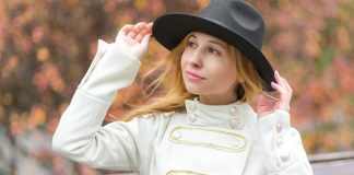 perfect autumn hat
