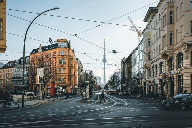 berlin city center foto