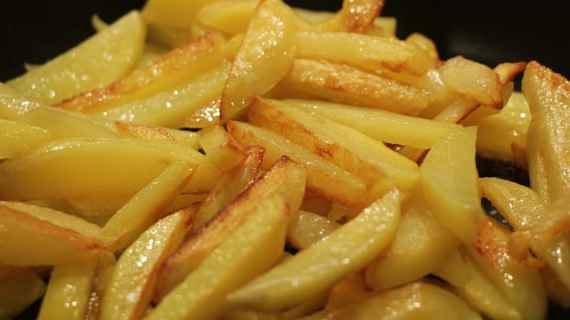 harmful food