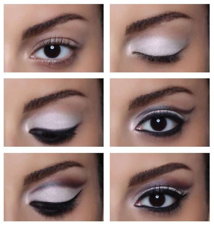 Makeup Technique For Small Eyes Femface
