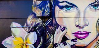 graffiti-look