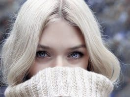 eye care when cold