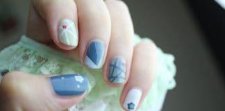 trendy nail art