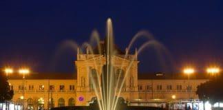 zagreb croatia fountain