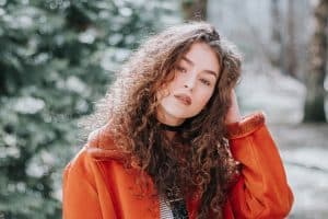 How to brush your curly hair?